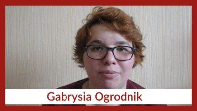 Gabrysia Ogrodnik