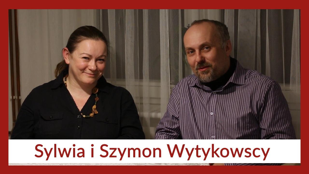 #40 NIEDZIELA PALMOWA W RODZINIE (Sylwia i Szymon Wytykowscy)