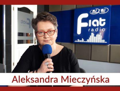 Aleksandra Mieczyńska