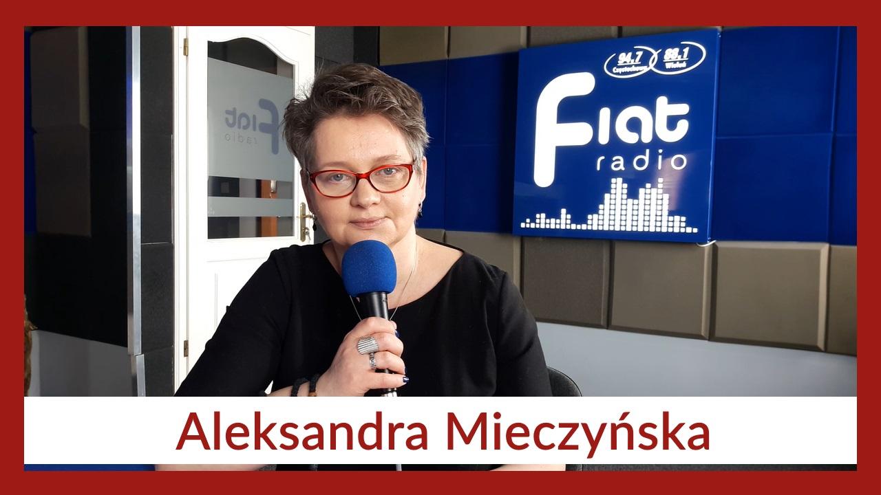 """#41 CO WIESZ O """"OKNIE ŻYCIA""""? (Aleksandra Mieczyńska z Radia Fiat)"""