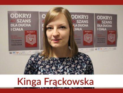 Kinga Frąckowska