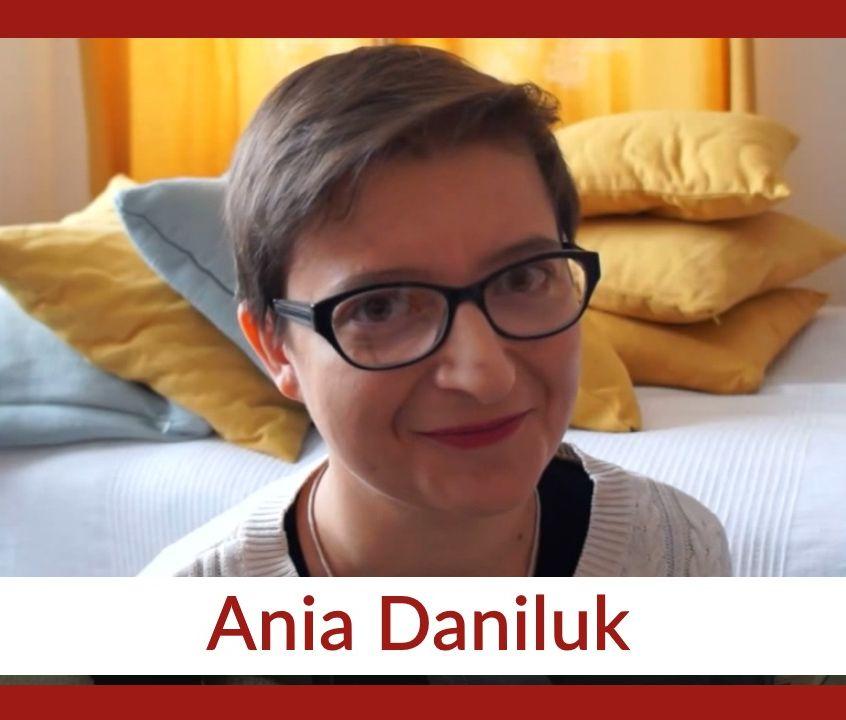 Zdjęcie Ani Daniluk