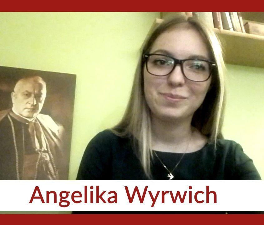 Zdjęcie Angeliki Wyrwich