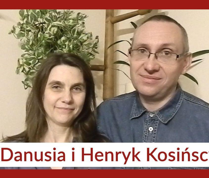 Danusia i Henryk Kosińscy