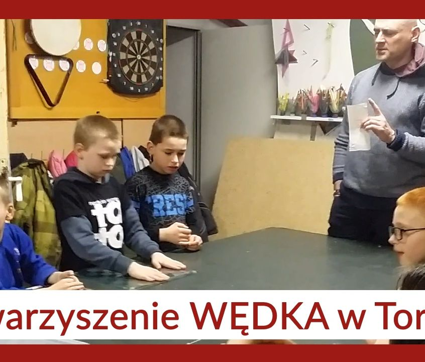Stowarzyszenie Wędka w Toruniu