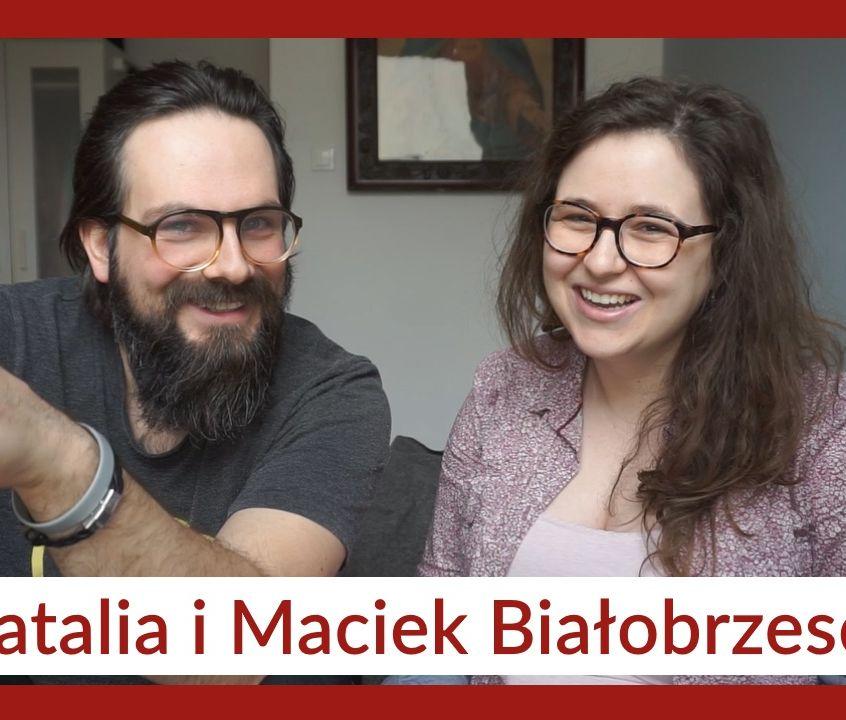 Natalia i Maciek Białobrzescy