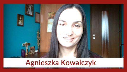 #46 URODZINY CHRZCIELNE (Agnieszka Kowalczyk z WŻCh w Poznaniu)