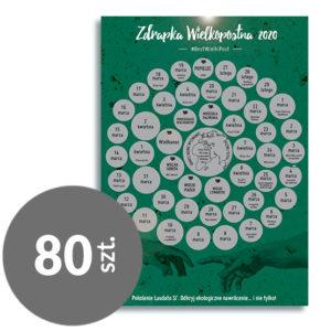 Najnowsza edycja Zdrapki Wielkopostnej – w tym roku w duchu ekologii chrześcijańskiej. Podejmij wyzwanie i zmieniaj świat na lepsze!