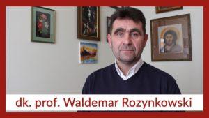 Waldemar Rozynkowski