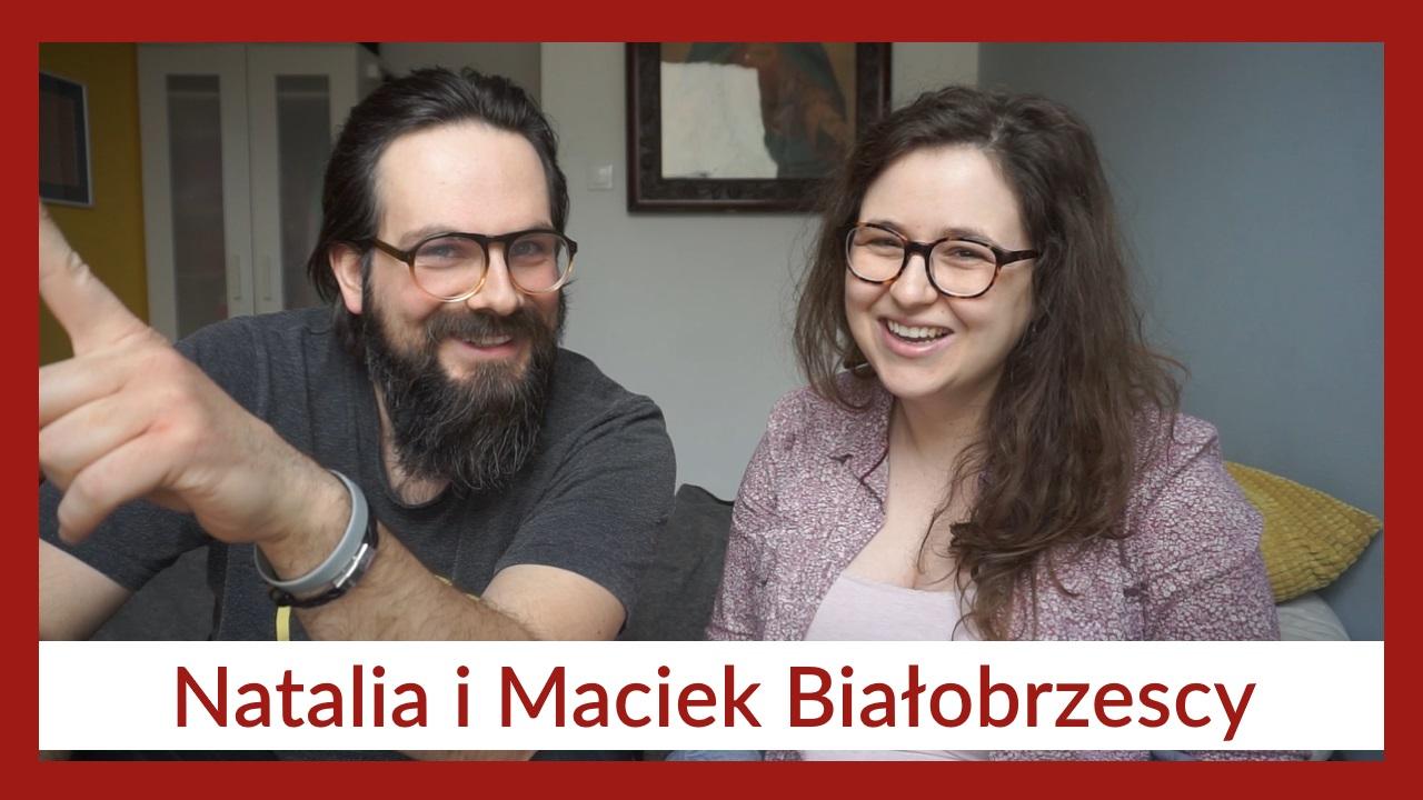 #39 ŻYCZENIA BEZ OKAZJI (Natalia i Maciek Białobrzescy z DrużynyB)