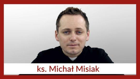 #45 W CICHOŚCI KRZYŻA (ks. Michał Misiak, ewangelizator)