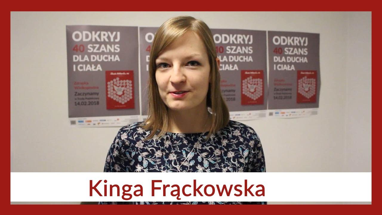 #48 NAJWIĘKSZY Z POLAKÓW (Kinga Frąckowska)