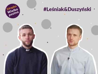 CIESZ SIĘ JAK MARYJA | #LeśniakDuszyński